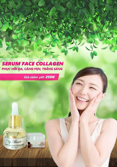 Serum face